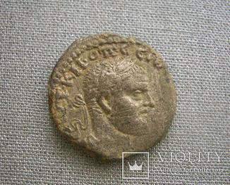 Тетрадрахма Макрина, Месопотамия