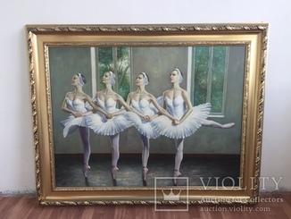 Картина 4 балерины