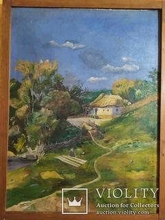 Картина 1956 года НП