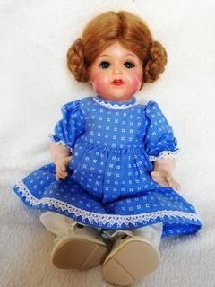 Кукла К&W, шилдкрет 298/1. 28 см