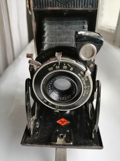 Фотоаппарат Agfa Billy record агфа старинный гармошка