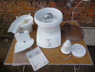 Кухонный комбайн Bosch MUM7000 Concept electronic з Німеччини