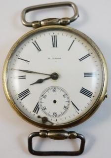 Часы В.Габю