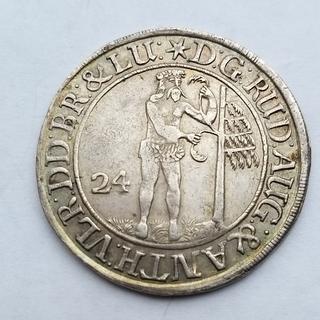 24 Мариенгрошей 1697 года Брауншвейг-Люнебург
