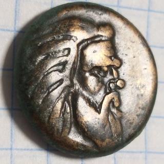 Пантикапей Тетрахалк IV в. до н.э. (ранний тип).