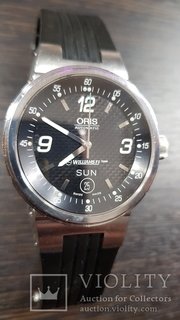 Oris Williams F1 day date automatic