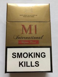 сигареты м1 купить в спб
