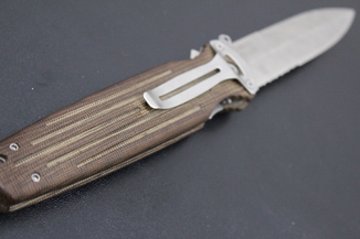 Нож Gerber  Combat folder (0382 of 1500)