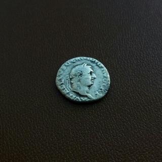 Денарий Вителлий 69 г. н.э. RIC 107