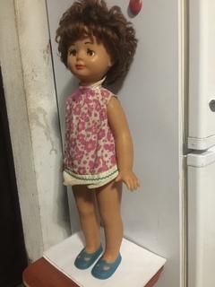 Большая кукла 64мм клеймо