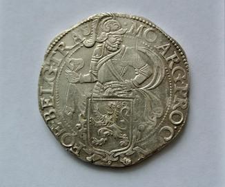 Талер левковый 1647 г.