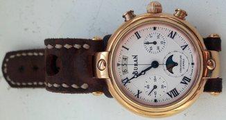 Buran 31679 chronograph