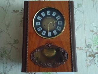 Часы Весна с боем СССР