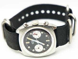 Часы хронограф ARSA  PRECISION 37mm., антимагнитные
