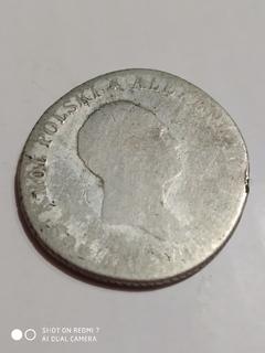 2 злотих 1820 года