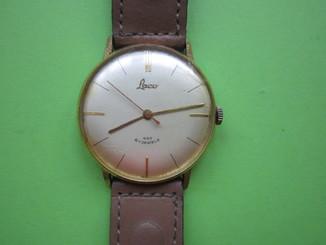 "Часы ""Lako"". Позолота."