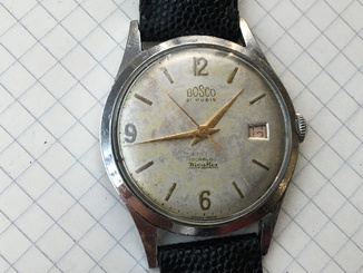 Часы Bosco 21 rubis
