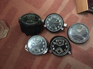 Часы АЧС-1 ,АЧХ  лот 5 шт