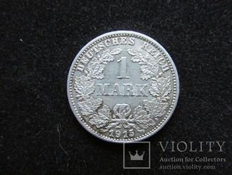 1 марка 1915, G