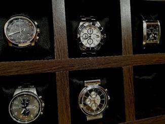 Коллекция часов мировых брендов