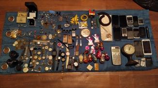 Часы, серебро, золото, бижутерия, ножи, телефоны, монеты СССР, игрушки СССР, позолота