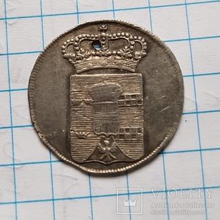 Монета- жeтон 1773р приеднання Галичини до Австро- Угорскої імперії