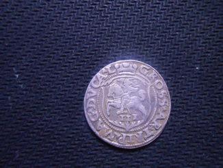 Грош тройной 1562года м.дв. вильно