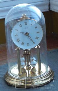 Часы Kundo настольные, Германия, ФРГ, 1984 г.в.