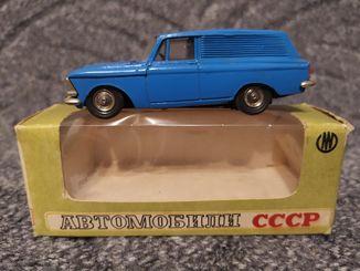 Модель москвич 433 А5