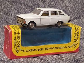 Модель машины Москвич Иж-1500-Комби А12