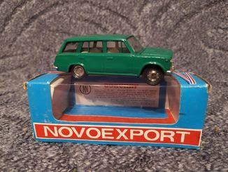 Модель машины ВАЗ 2102 А11 Novoexport в упаковке