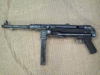 МР-40 макет