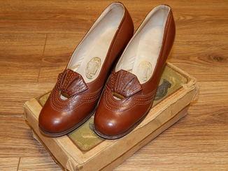 Туфли с коробкой