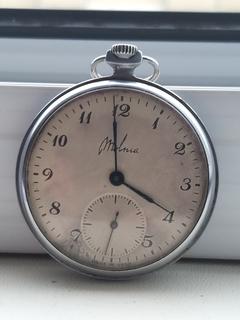 Часы Молния плоская