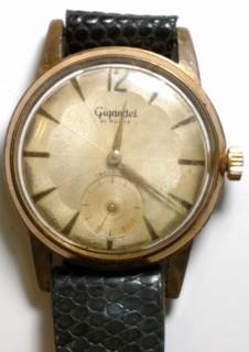 Позолоченные часы Gigandet. Нерабочие.