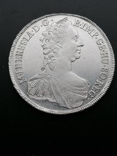 Талер 1764 Марии Терезии