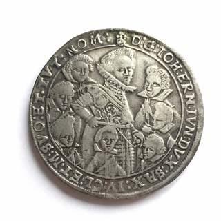 Талер 1619 г.