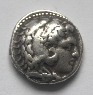 Тетрадрахма Філіппа 3