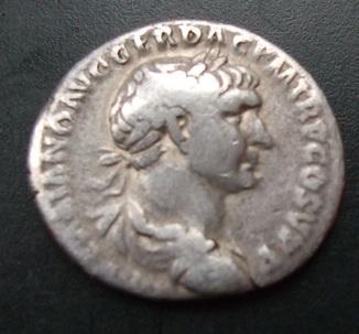 Денарий Траяна № 2