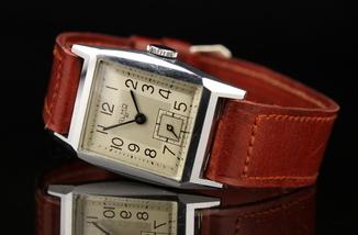 Механические наручные часы. Швейцария