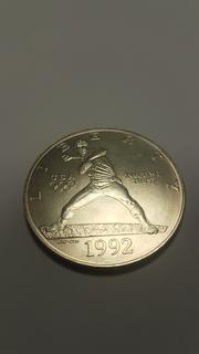 1 доллар США - Олимпийские игры - Бейсбол