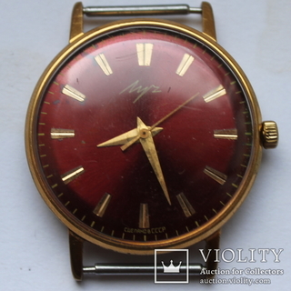 Часы Луч тонкие AU 5
