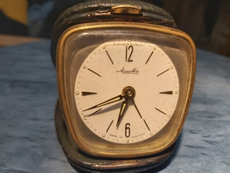 Часы дорожные Mauthe Германия