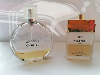 Chanel Chance + бонус