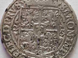 Пруссия. Орт Георга Вильгельма 1625