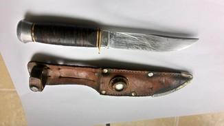 Охотничий нож Solingen
