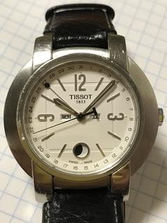 Часы Tissot число, день недели, месяц, лунники.