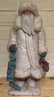 Нестандартный Дед Мороз, 40 см.