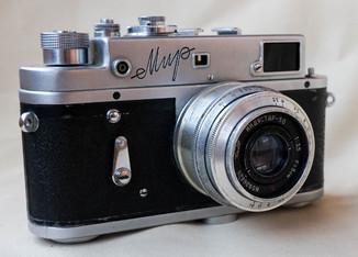 Фотоаппарат Мир 3
