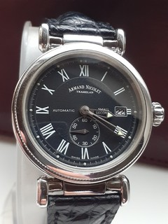 Armand Nicolet Tramelan Automatic small seconds